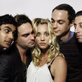 Big bang theory...