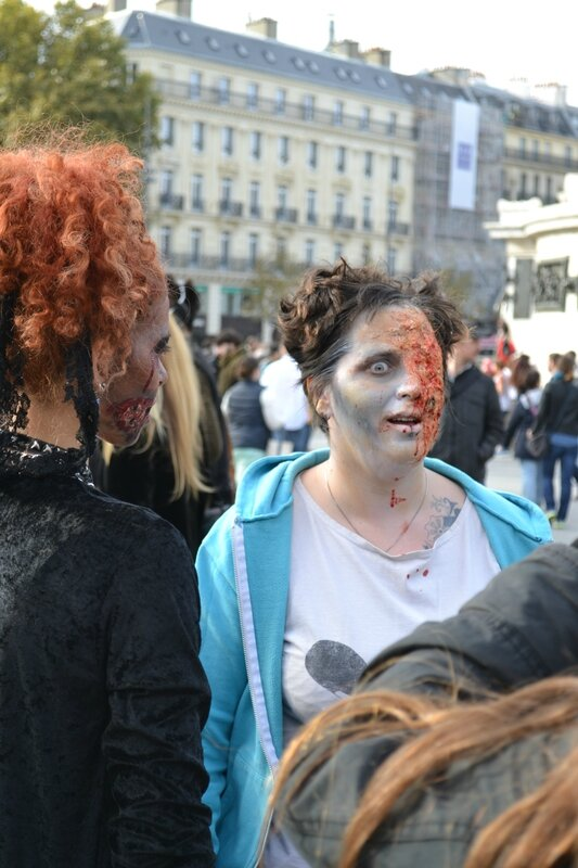 Zombie Walk Paris 2014 by Nico (5)