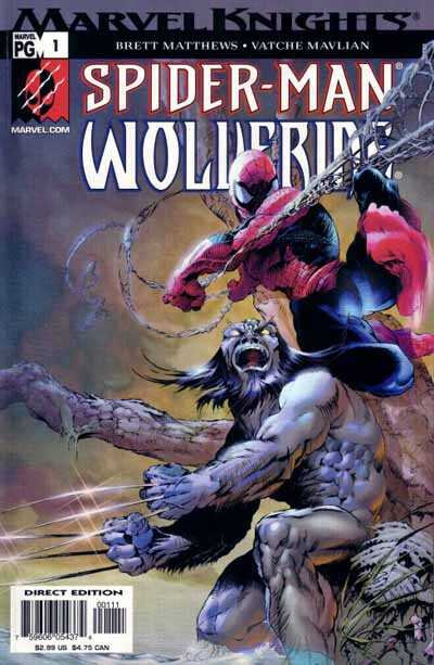 spiderman wolverine stuff of legend 01