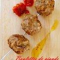 Boulettes de viande à la sicilienne