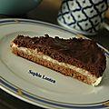 Bavarois poire chocolat d'audinette