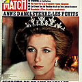 Paris match 10/11/1973