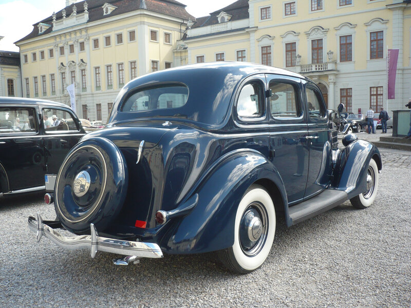 FORD V8 Model 68 4door Sedan 1936 Ludwigsburg (2)