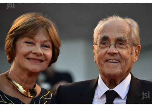 Michel Legrand et Macha Meril