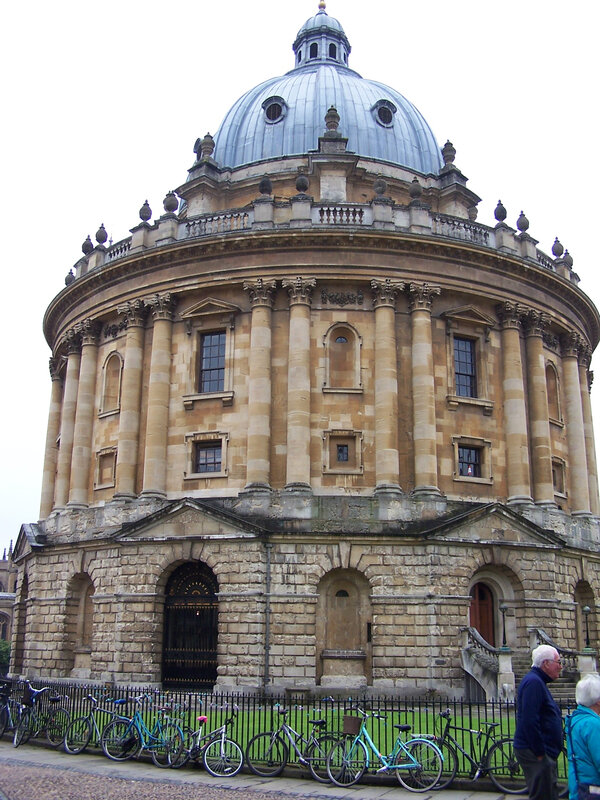 Radcliffe Camera-01