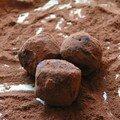 Truffe cacao - coco