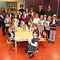 Lauw: les enfants du périscolaire récompensés pour leur action anti-gaspi