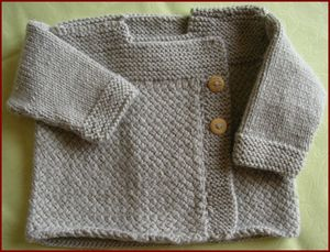 layette point de tissage