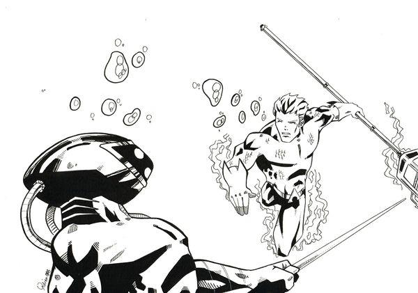 Aquaman copie