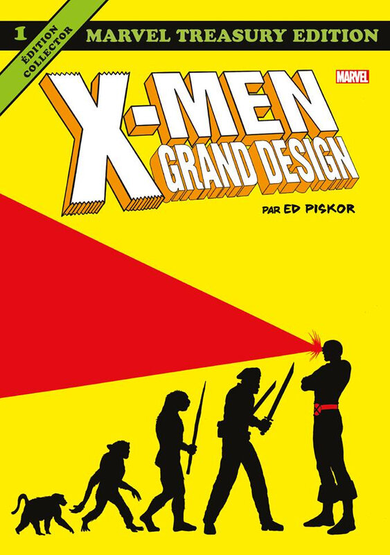 hors collection x-men grand design 01