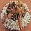 Les meilleures idees recettes couscous marocain poulet