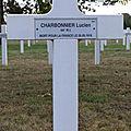 charbonnier lucien jean (aigurande) + 26/09/1918 tahure (51)