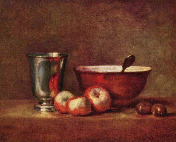 Jean Siméon Chardin - Nature Morte