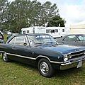 DODGE Dart GT 2door hardtop coupé 1968 Madine (1)