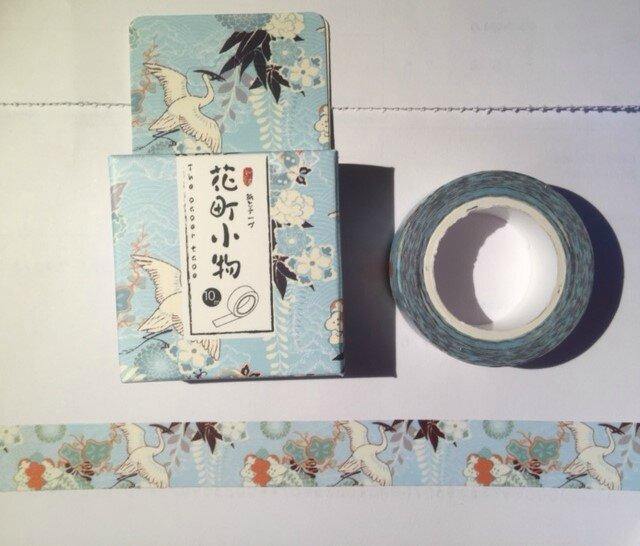 Masking Tape - bleu