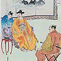 Ogata Gekkō 尾形月耕
