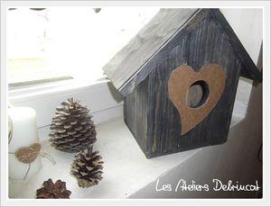 cabane à oiseau 2