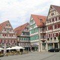 Herrenberg - Marktplatz