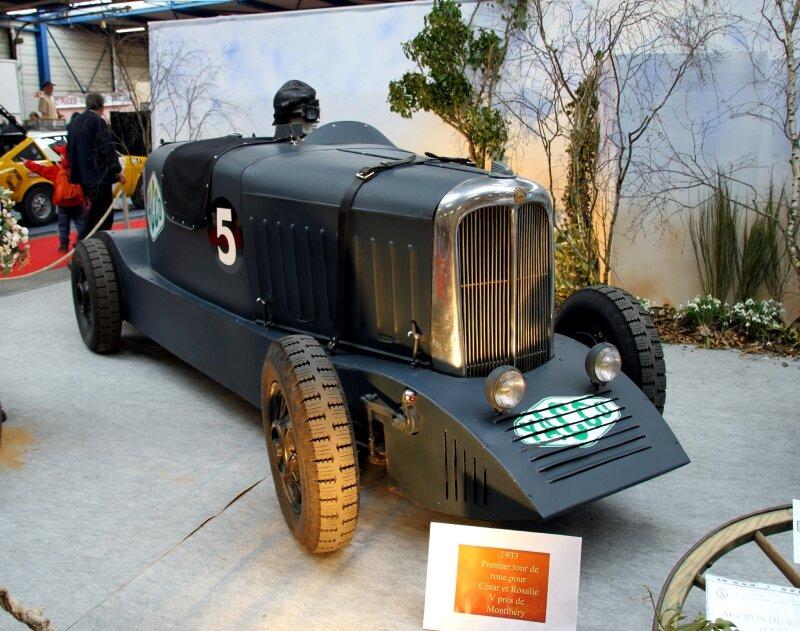 Citroen Cesar et Rosalie type V de 1933 (23ème Salon Champenois du véhicule de collection) 01