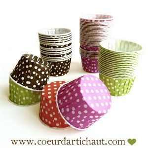 caissette-cupcake-muffins-cerclee-petits-pois www.coeurdarticha