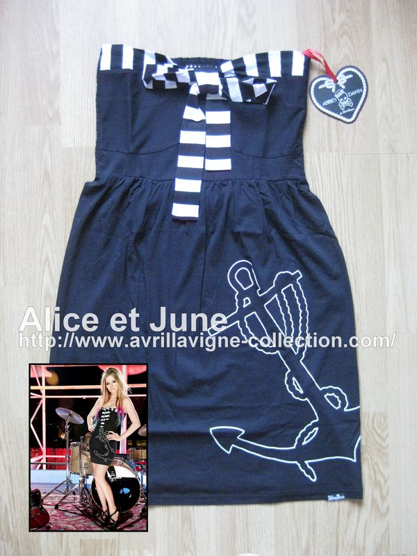 Abbey Dawn Sea Devil Dress