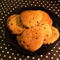 Les cookies du dimanche.