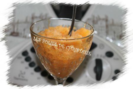 Granité de melon 3