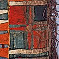 Inspirations.... textile / saddle-cloth british museum