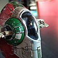 Slave one du jeu x-wing miniature