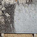 Briant marcel (dun-le-poëlier) + 19/07/1918 fleury-la-rivière (55)