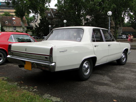 PLYMOUTH Valiant Signet 4door Sedan 1967 Retrorencard 2
