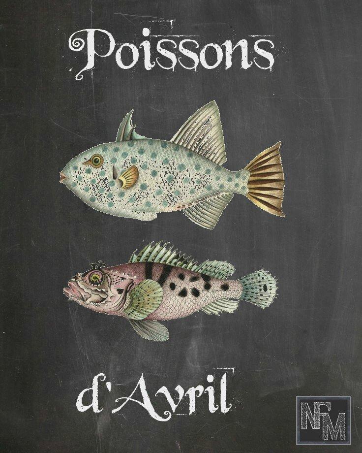 Poissons d'avril-2
