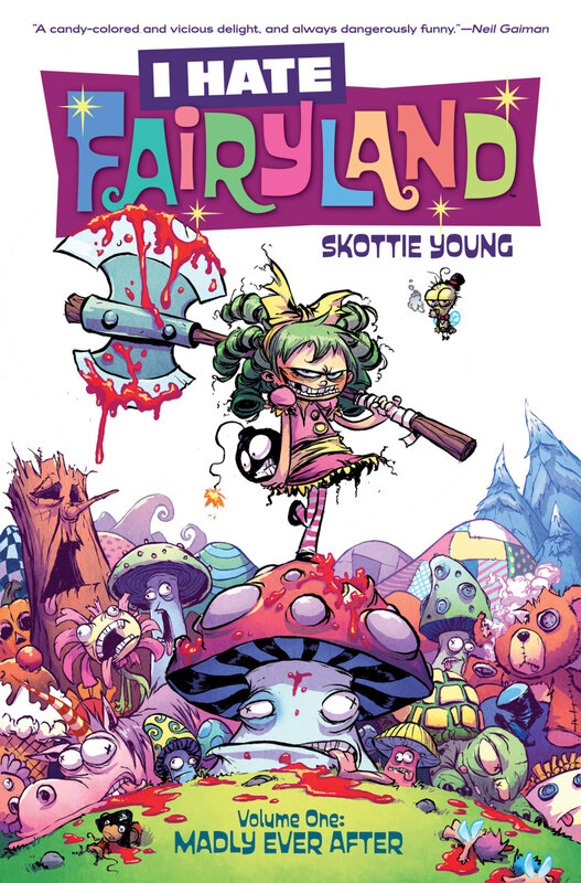 image i hate fairyland vol 01 madly ever after TPB