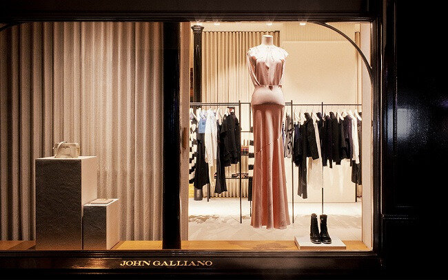 boutique galliano