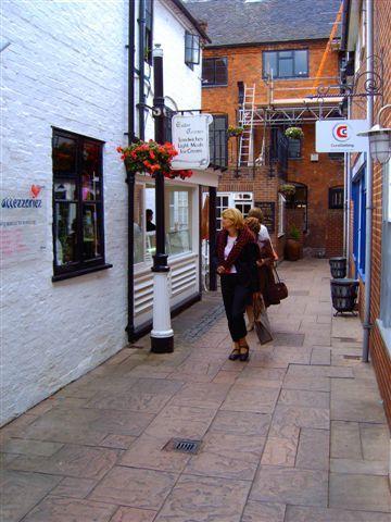 Lane Tudor - Lichfield