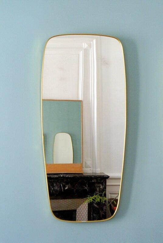 Miroirs italiens années 50 (3)