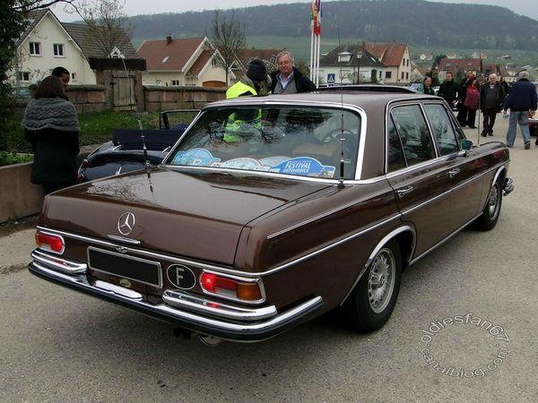 mercedes 280 se 1971 4