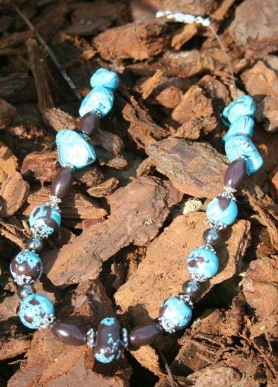 parure (11-4) turquoise