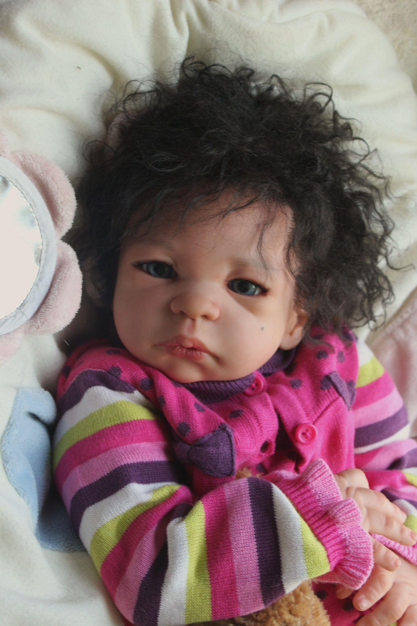 bébé reborn ethnic métisse 009