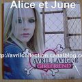 CD Single Girlfriend-version européenne (2007)