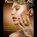 Magasine passion nail art