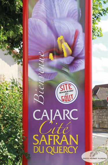CAJARC_panneau_safran