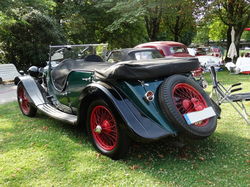 RILEY Lynx 4door Tourer 1934 Baden Baden (2)