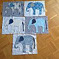 Parade des éléphants ...3
