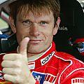 Marcus grönholm. double champion du monde wrc 2000 - 2002.