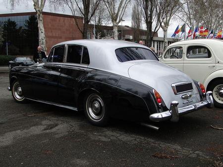 rolls royce silver cloud III 1963 1966 c