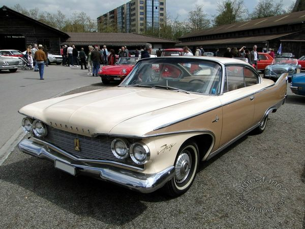 plymouth fury coupe 1960 3