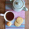 Cookies pavot clémentine