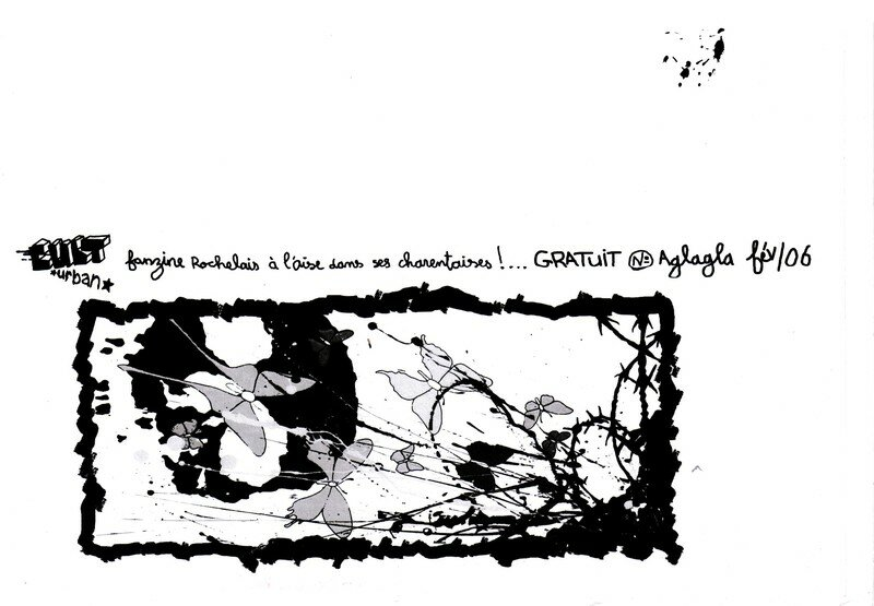 CULTURBAN N°aglagla fevrier 2006 couv. par cinik 06