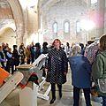 2015 - avril - 5 (samedi) - Défilé FEMMES EN CIRES au salon Jardins d'Artistes de TOUQUES (14)